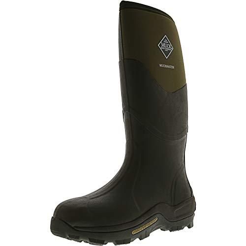 Muck Boots Unisex-Erwachsene Muckmaster High Gummistiefel, Braun (Moss/Moss), 42 EU