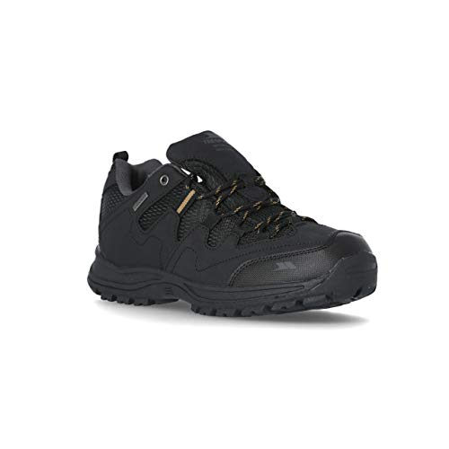 Trespass Mens Finley Low Cut Walking Shoes
