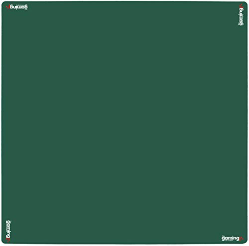 GMC Deluxe Heavyweight Anti Slip and Noise 4mm Thick Reduction Rubber Foam...