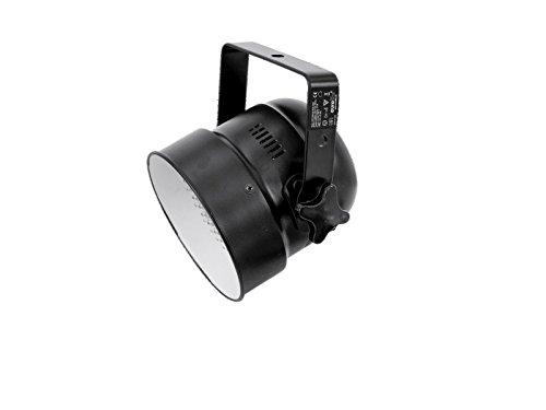 Eurolite 51913619 PAR-56 5CH RGB Short LED Spot Licht (5 mm) schwarz