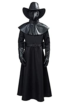Kid Plague Doctor Costume Cosplay Outfit