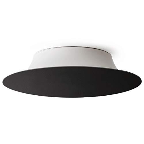Plafondlamp licht 26,5/36.5/45 cm led slaapkamer moderne werkkamer verlichting persoonlijkheid creatieve ronde wandlamp robuust