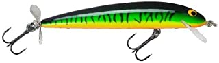 Bagley Bang O Lure Genuine Balsa Wood Classic Minnow Fishing Bait with Spintail