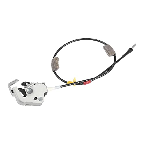 X AUTOHAUX Door Lock Actuator Motor with Cable Rear Upper Right Passenger Side...