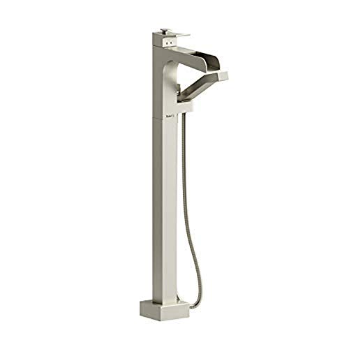 Read About Riobel ZOOP37BN-SPEX Floor-mount Type T/P (thermo/pressure balance) coaxial open spout tu...