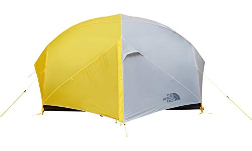 THE NORTH FACE Triarch 3 Tente Mixte Adulte, Canary Yellow/High Rise Grey, Taille Unique