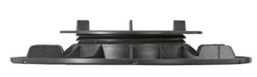 Jouplast - Elevador ajustable (cerámica, porcelana), pavimento, pavimento, soporte para patio, 20 a 30 mm, 10 unidades, 20 a 30 mm)