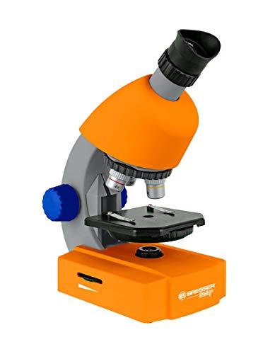 Bresser Junior Einsteiger-Mikroskop 40-640x