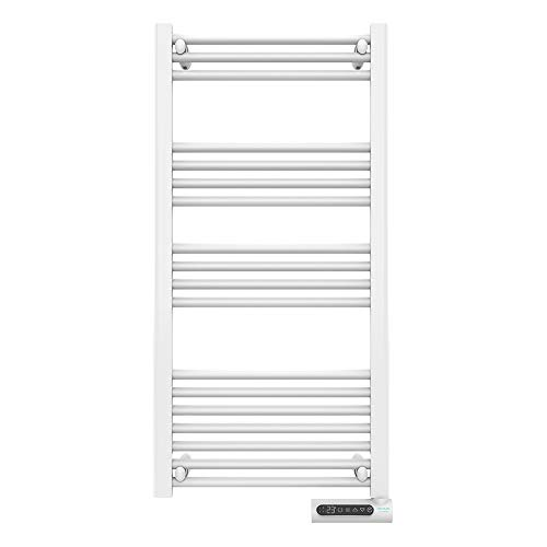 Cecotec 5380 - Toallero eléctrico Ready Warm 9200 Smart Towel White