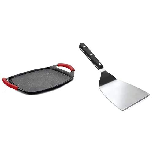 Lacor 25547 Plancha de Asar, Grill Eco Piedra Compatibilidad