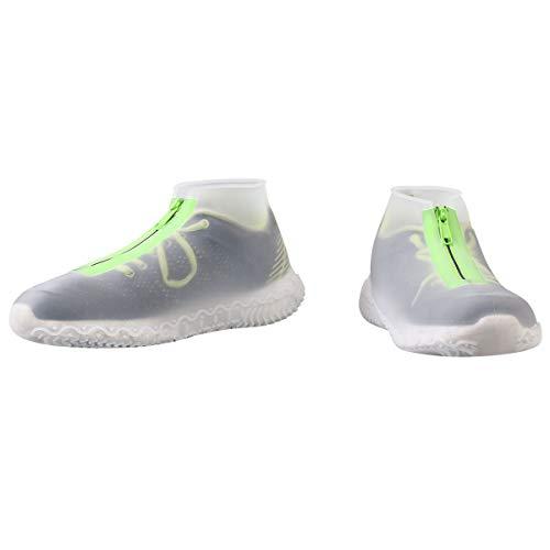 Vicloon Cubierta del Zapato, Funda de Silicona para Zapatos