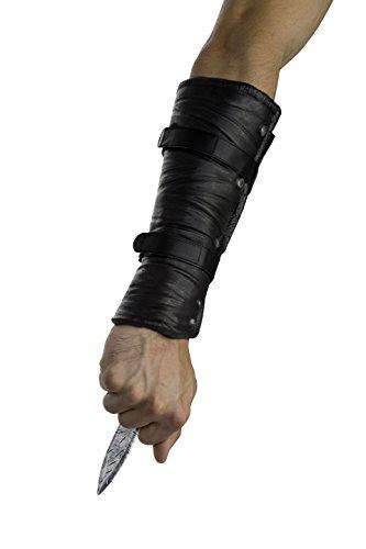 Palamon Men's Assassin's Creed Edward Hidden Blade and Cutlass Costume, Grey, One Size