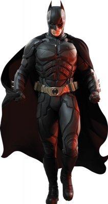 US-Way e.K. Life-Size Stand-up Batman Pappaufsteller Aufsteller Standup Figur Kinoaufsteller Pappfigur Cardboard Lebensgroß Starfigur