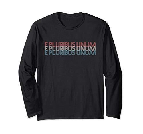 Retro E Pluribus Unum Shirt 4th of July Gift 2