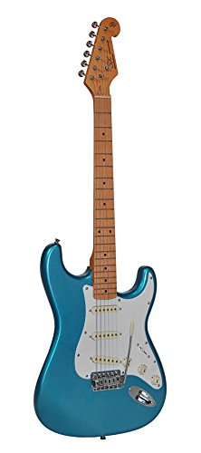 SX SST57-LPB Electric Gitarre