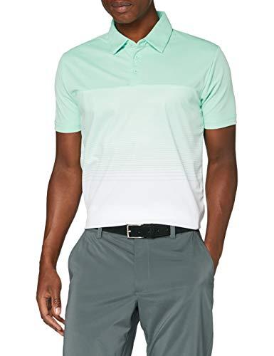 Stuburt Sbts1085 Evolve Dalton Polo de Golf pour Homme Vert Menthe Taille XXL