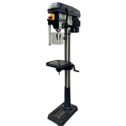 Trapano a colonna professionale orientabile e inclinabile ad alta precisione con trasmissione a...