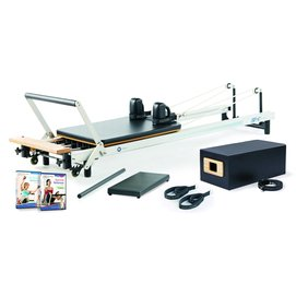 STOTT PILATES MERRITHEW at Home SPX Reformer Bundle (Black)