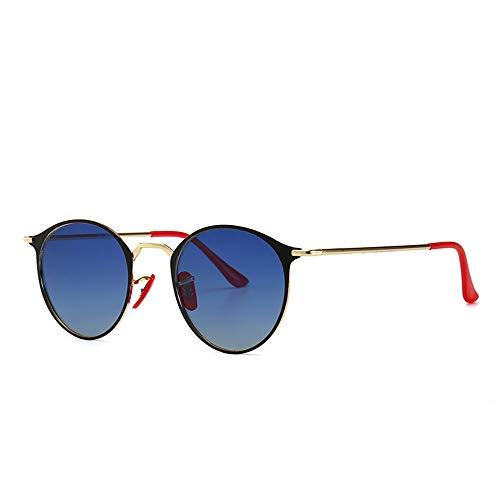 JLC Gafas de Sol Hombre Mujer UV400 Protección Gafas de Sol Polarizadas,B