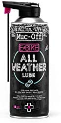 Muc Off E Bike All Weather Chain Lube 400 Milliliters Premium Electric Bike Chain Lubricant product image