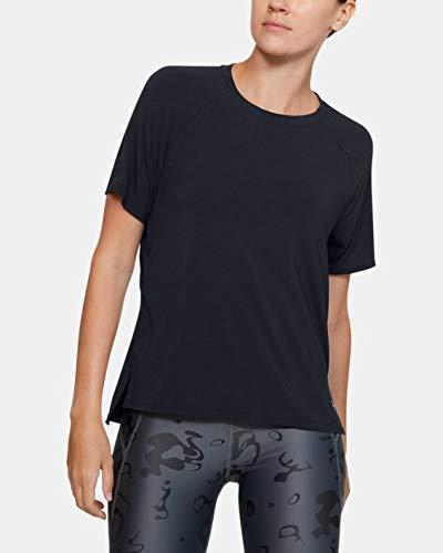 Under Armour Women's UA Modal Short Sleeve XS Black
