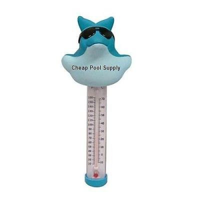 flottant pour piscine ou Spa Cool Derby Dauphin Thermomètre ; P # O455 K5/U 7rk-b276654
