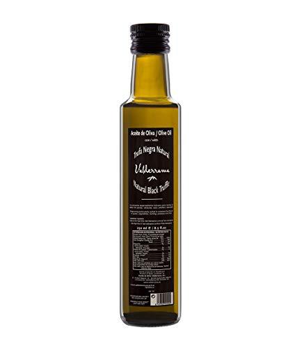 Valderrama - Aceite de Trufa Negra Botella Cristal 250 ml