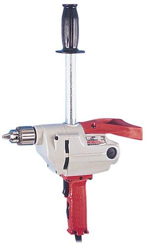 Electric Drill, 1/2 In, 450 rpm, 7.0A