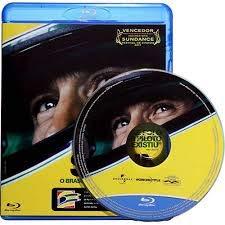 Blu-Ray: Senna - O Brasileiro, O Herói, O Campeão