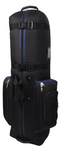 CaddyDaddy Golf Constrictor 2 Travel Cover (Black/Navy)