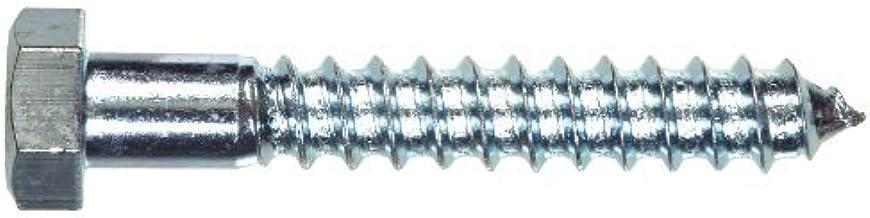 De Hillman Groep 230125 Zink Schroef, 1/2-Inch X 3-Inch, Zink