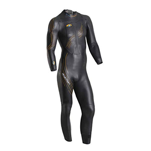 Blueseventy Sprint Reaction Fullsuit Men 2017, color negro, tamaño SM