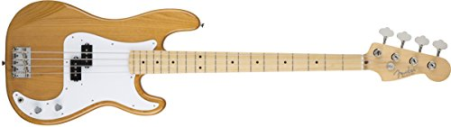 Fender エレキベース MIJ Hybrid '50s Precision Bass®, Maple, - Vintage Natural