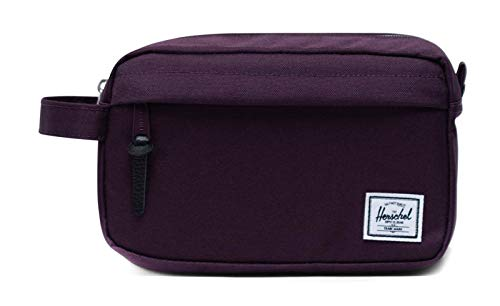 Herschel Chapter Travel Kit Blackberry Wine