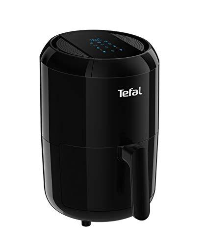 Tefal EY3018 Easy Fry Compact Digital Heißluftfritteuse (1400 Watt, Fassungsvermögen: 1,6 Liter, 6 automatische Programme, Thermostat) schwarz - 2