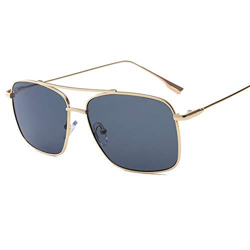 GYUE Blaulicht-blockierende Brille, modisches Design, Metall, optische Brillenfassung, Anti-Blaulicht für Computer und Gamingbrille, Augen Herren/Damen, Anti-Augenbelastung