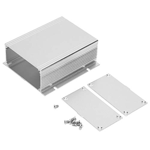 Caja de proyecto electrónico, Caja de proyecto de metal de aleación de aluminio, Caja de proyecto electrónico de caja, para señal de protección de disipación de calor