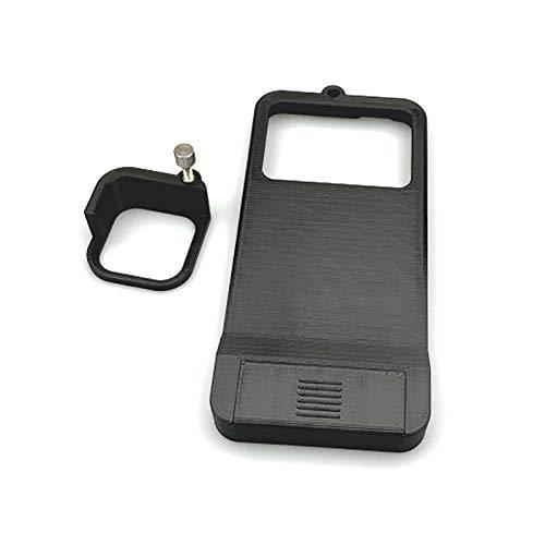 Portatile Portatile Adattatore Gimbal Piastra di Montaggio per Gopro Hero 8 Nero a DJI OSMO Mobile 3 Pezzo di Ricambio