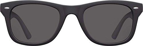 Montana Eyewear Sunoptic M42 Sonnenbrille in schwarz, inklusive Stoffbeutel