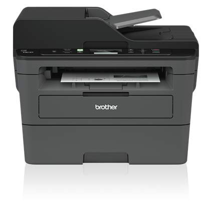 Brother DCP-L2550DW All-in-One Monochrome Laser Printer - Deluxe Bundle