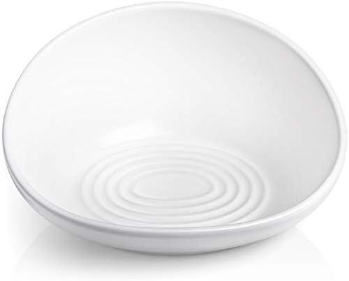 CatGuru Ceramic Cat Food Bowl Premium Cat Bowls No Spill Cat Food Bowls Whisker Stress Free product image