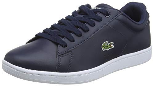 Lacoste Damen Carnaby EVO BL 1 SPW Sneakers, Blau (Navy), 41 EU