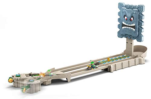 Hot Wheels Mariokart THWOMP Ruins Track Set
