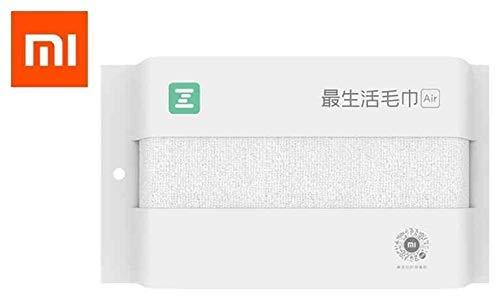 Xiaomi Toalla de manos SERIE long-staple Algodón ZSH, (azul)