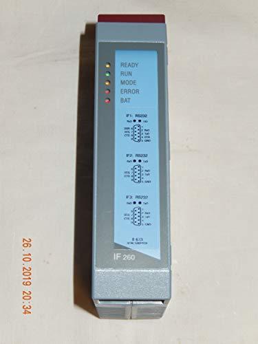 B&R System 3IF260.60-1 2005 CPU programmeerbare interface-processor, officieel ongebruikt & NIEUW
