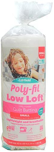 Low-Loft Bonded Polyester Batting-Crib Size 45