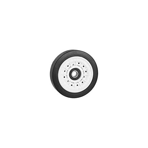 Patin de roue avant 2987300200 pour Seche linge ALTUS, BEKO, COLDIS, CONTINENTAL EDISON, ESSENTIEL B, FAR, LISTO, SABA