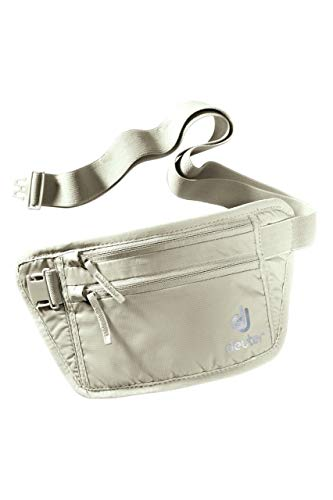 Deuter Security Money Belt I, Sacs à Dos Mixte Adulte, Marron (Sand), 24x36x45 cm (W x H L)