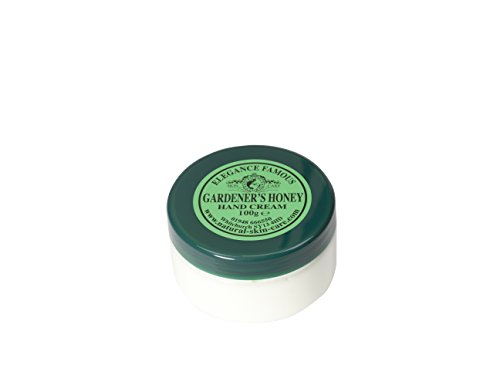 Famous Gardener's Honey Hand Cream 100g by Elegance Natural Skin Care by Elegance Natural Skin Care