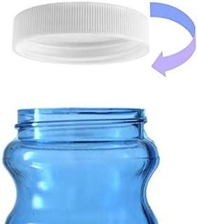 Water Bottle Replacement Threaded Caps 3-5 Gallon Water Bottles Jugs, 2pk (48mm)